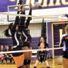 Lady Rams volleyball top Mayfield in three games