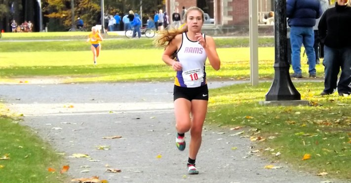Olivia Lazarou from a previous race at Saratoga Spa State Park