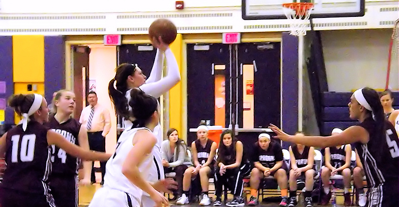 Lady Rams basketball start strong, defeat Gloversville