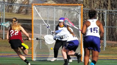 A save by Paige Bertuch
