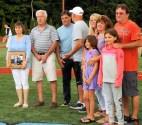 the family of Nick Auriemma