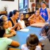 Kids learn about arts and culture at Walter Elwood Museum summer camp