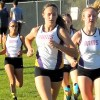 Running together key to AHS girls cross country win over Johnstown