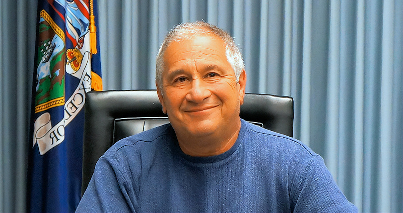 First Ward Alderman Ed Russo has passed away at age 65