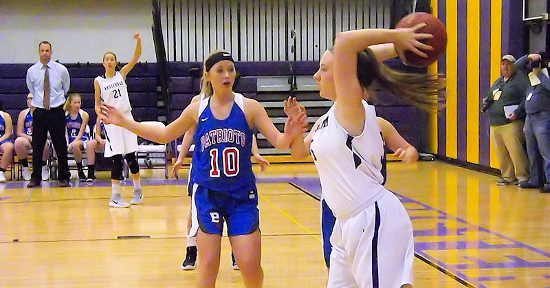 Lady Rams basketball coast past Broadalbin-Perth for second win of the season
