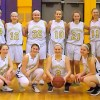 Lady Rams junior varsity basketball ties for first place in Foothills Council
