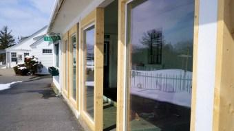 Pro shop renovations