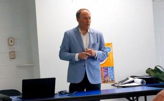 Bill Teator, managing director of DEW Ventures