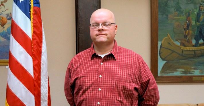 Stephen Gomula, candidate for fourth ward alderman