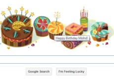 doodle birthday by google