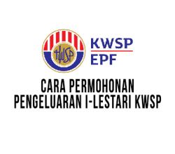 cara pengeluaran i-lestari kwsp
