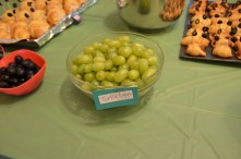 Turtle Eggs - Green Grapes