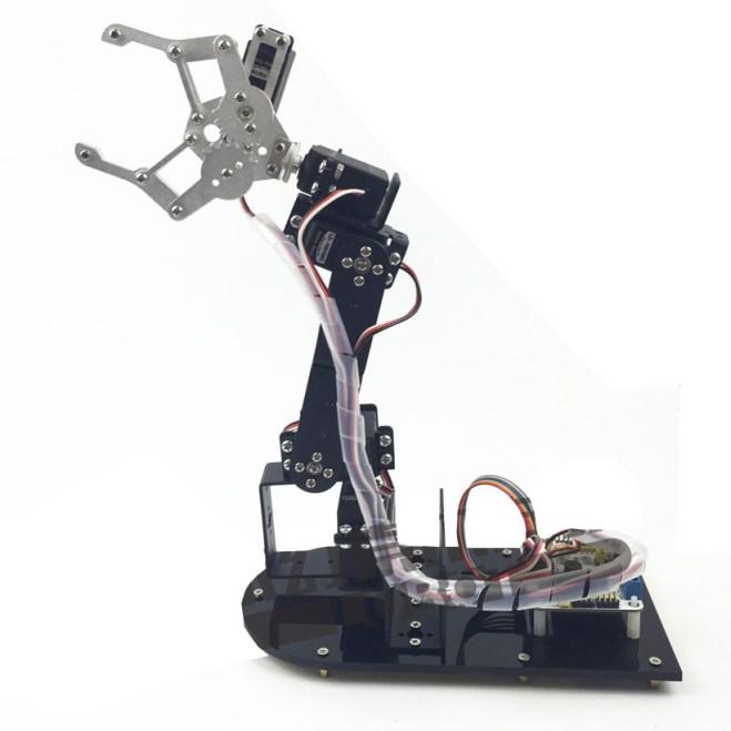 Cánh tay robot bậc đơn giản giá sản phẩm vnĐ