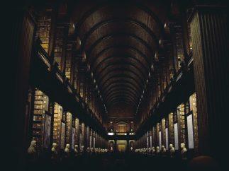 Long Hall Trinity College Dublin