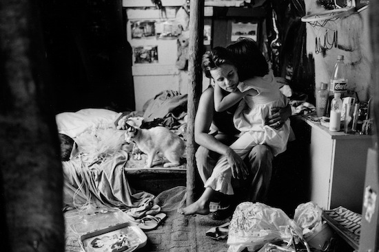 """Ian Martin: Hidden Minority: South Africa's White Poor-