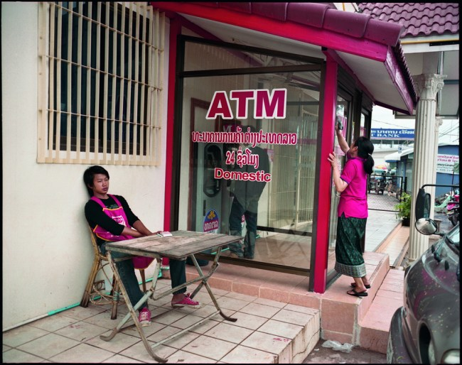 New Developments: Cleaning the ATM