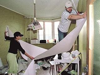сколько времени занимает ремонт квартиры с черновой отделкой