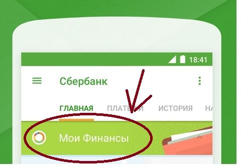 спасибо от сбербанка в мобильном приложении как узнать сколько
