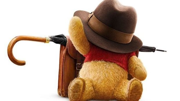 Винни-Пух возвращается первый тизер фильма Кристофер Робин