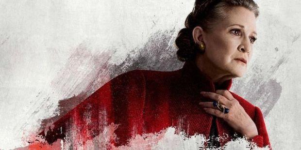 Принцесса Лея появится в новом эпизоде Звёздных войн