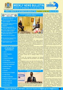 News Weekly Bulletin Vol 39