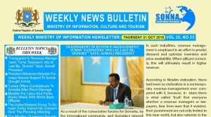 Weekly News Bulletin Vol 23