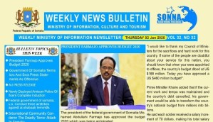 Weekly News Bulletin Vol 32