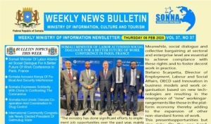 Weekly News Bulletin Vol 37