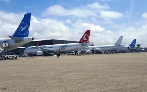 Somalia suspends flights to and from 5 countries