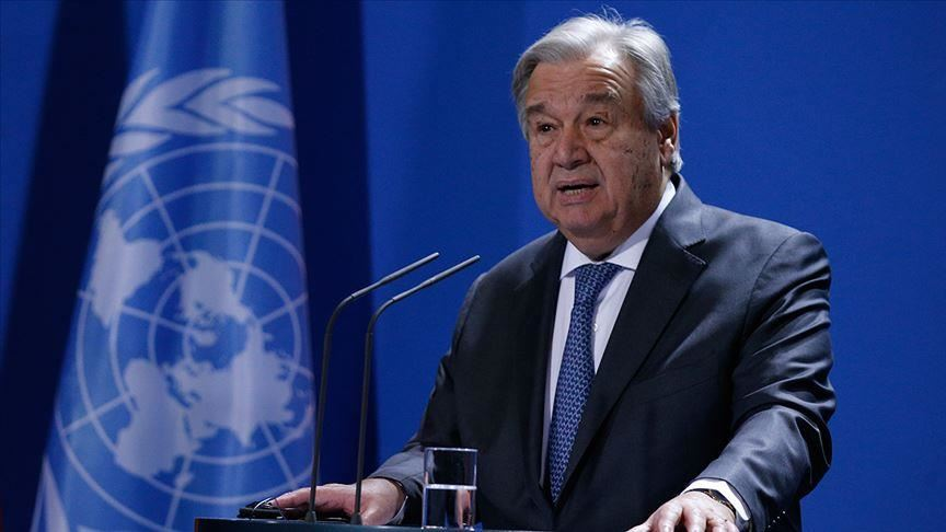 UN Chief: WHO must be supported