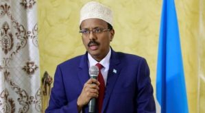 H.E PRESIDENT MOHAMED ABDULLAHI FARMAAJO'S MESSAGE ON WORLD PRESS FREEDOM DA