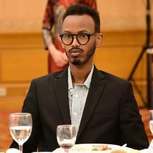 Bio Mr. Abdirahman Ahmed Hussein