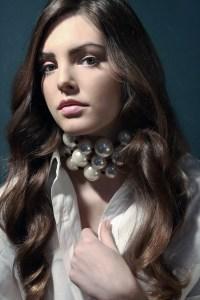 female, fashion, model
