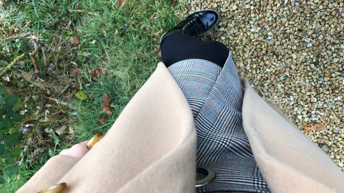 Le manteau 🧥
