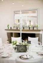 Moi Decor Hire's MD041 candelabras as a centerpiece. Photo by Laura Jane Photography, now jackandjane.co.za