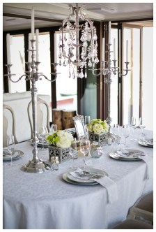 Moi Decor Hire's MD041 candelabras with other rental goodies. Photo by hannalee.co.za