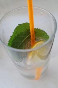 Variante du mojito : avec de la limonade !