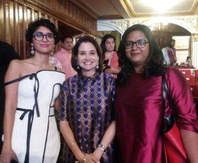MFF's Teen Deviyaan - Kiran, Anupama, Smriti