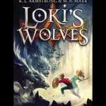 """""""Loki's Wolves"""" by Armstrong & Marr – a book trailer"""