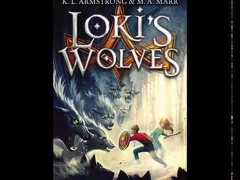 """Loki's Wolves"" by Armstrong & Marr - a book trailer"