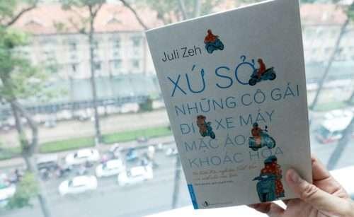 Việt Nam trong mắt nhà văn Đức Juli Zeh