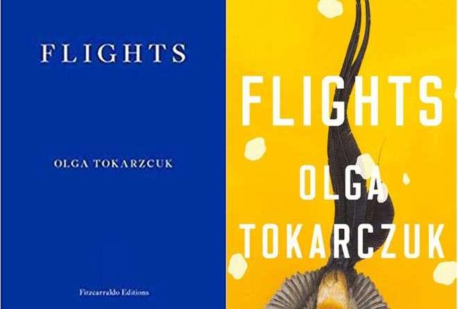 Chuyến bay 'phi thường' của Olga Tokarczuk đạt giải Man Booker Quốc tế