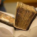Bí mật ẩn giấu trong cuốn sách 1.400 tuổi khi đem chụp X-quang