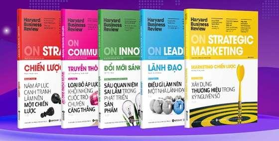 Ấn phẩm Harvard Business Review ra mắt lần đầu tại Việt Nam