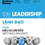 On Leadership – Lãnh Đạo