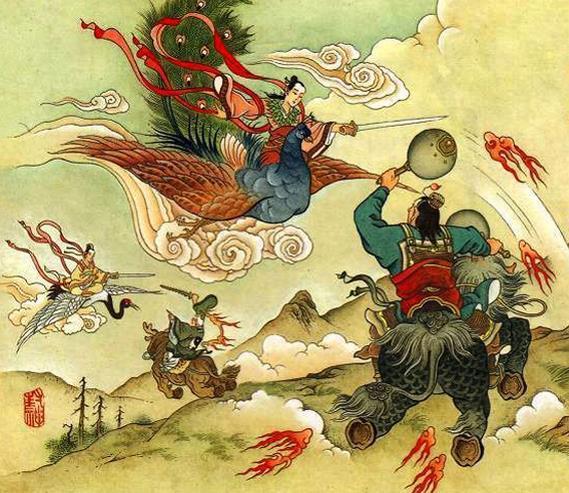 Thử giải Phong Thần - Kỳ I: Tại sao Trụ Vương vô đạo vẫn được phong Thần còn hồ ly Đát Kỷ lại bị chém chết?