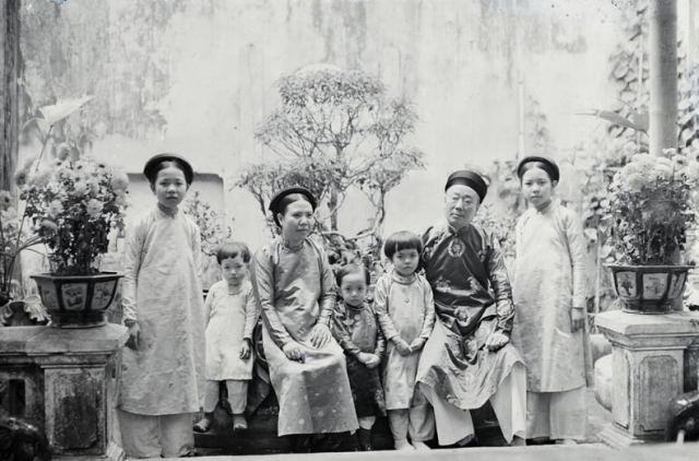 Phong Vị Tết xưa