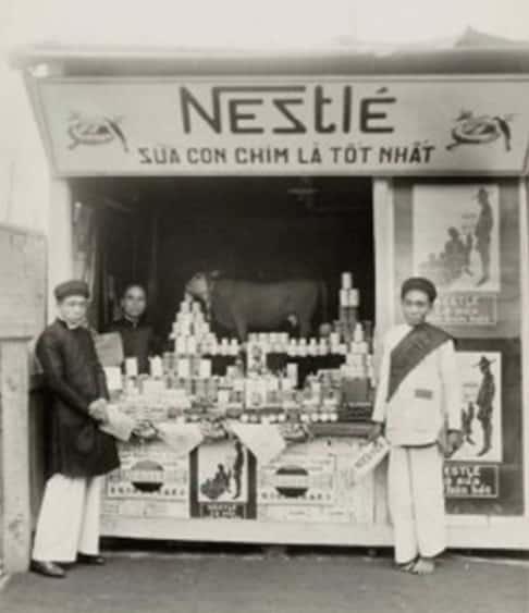 Sữa Foremost trước 75 và những thương hiệu một thời vang bóng