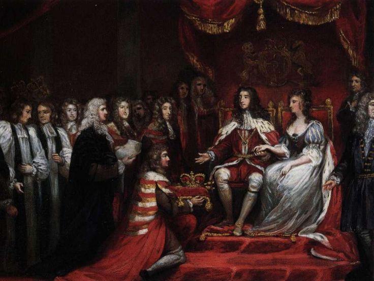 William III và Merry II