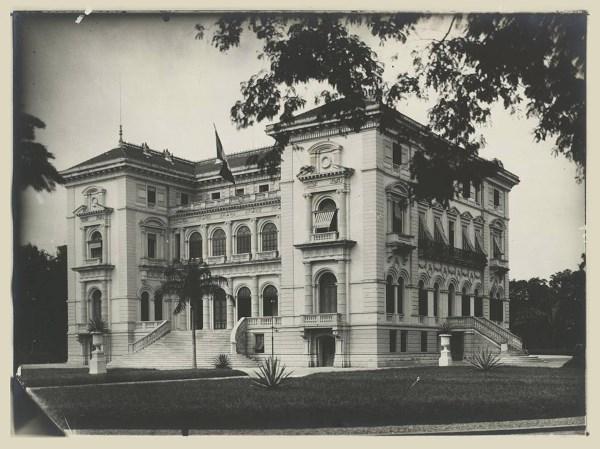Nội thất phủ toàn quyền Đông Dương đầu thế kỷ 20